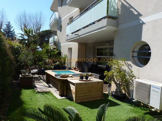 Life annuity apartment Fréjus 235 000€ - Picture 1