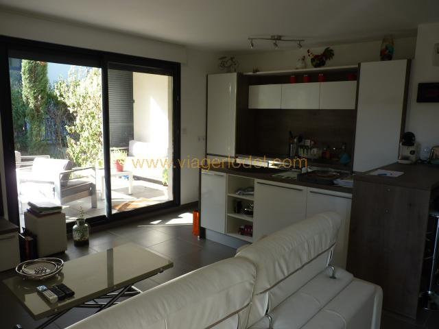 Life annuity apartment Fréjus 27500€ - Picture 5