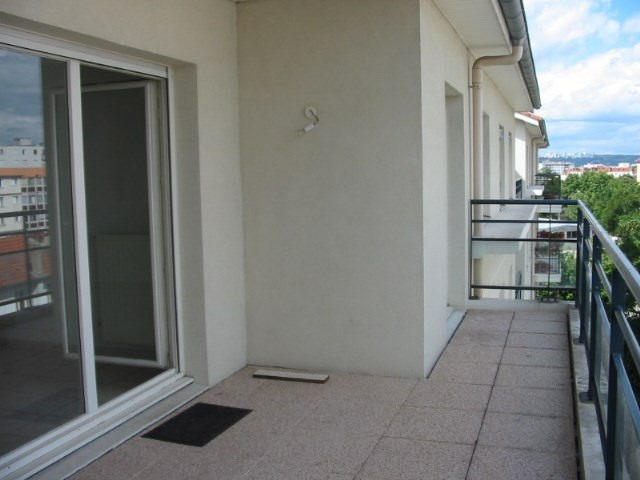 Rental apartment Villeurbanne 727€ CC - Picture 1