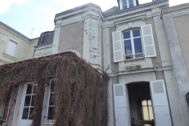 Deluxe sale private mansion Angers 498200€ - Picture 1