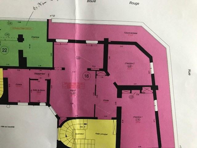 Vente appartement Paris 9ème 1369000€ - Photo 8