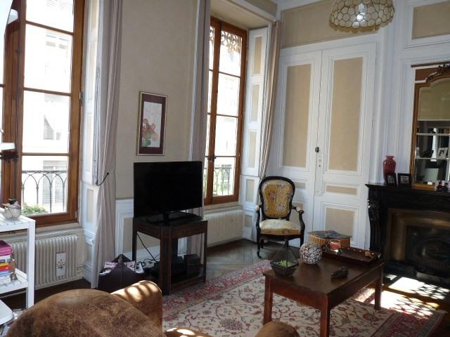 Lyon 6 professions libérales appartement divisib