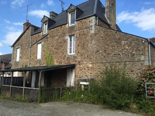 Vente immeuble Fougeres 125 760€ - Photo 1