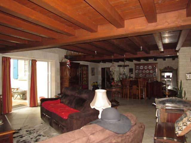 Vente maison / villa Asnières-la-giraud 468000€ - Photo 6
