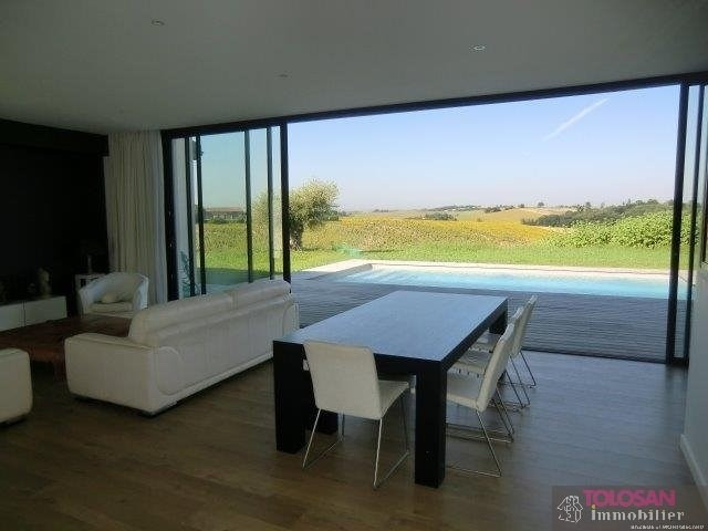 Vente de prestige maison / villa Montgiscard secteur 558000€ - Photo 6
