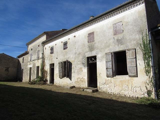 Vente maison / villa Saint-pierre-de-juillers 75000€ - Photo 2