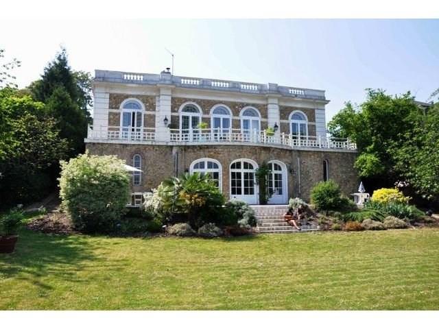 Revenda residencial de prestígio casa Villennes sur seine 1650000€ - Fotografia 1