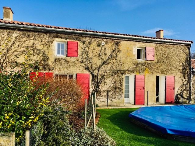 Sale house / villa St jean de liversay 349800€ - Picture 12