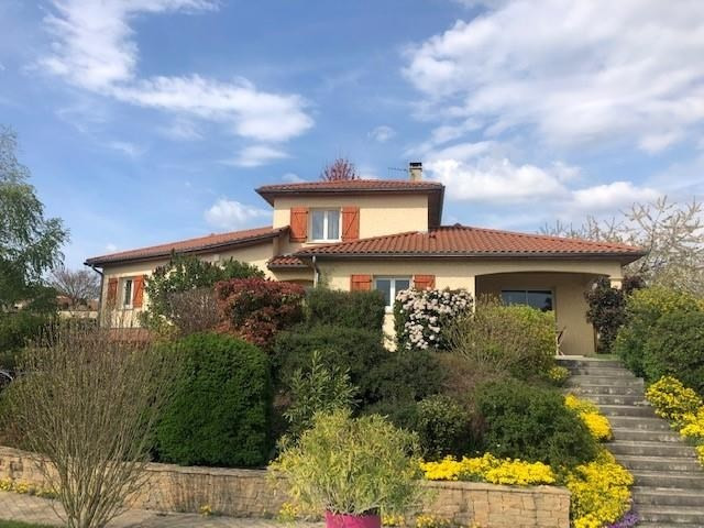 Vente maison / villa Bourgoin jallieu 460 000€ - Photo 1