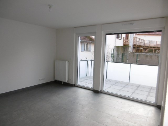 Rental apartment Ingersheim 600€ CC - Picture 1