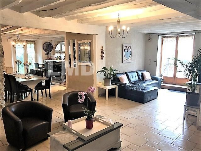 Vente maison / villa Rozay-en-brie 435000€ - Photo 2