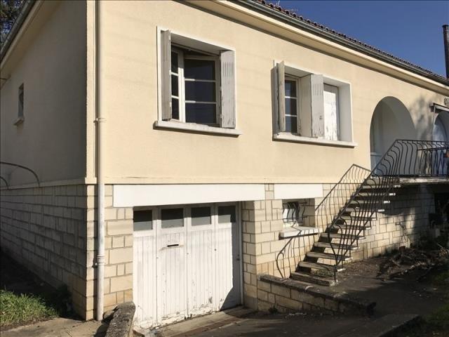 Vente maison / villa Poitiers 127500€ - Photo 1
