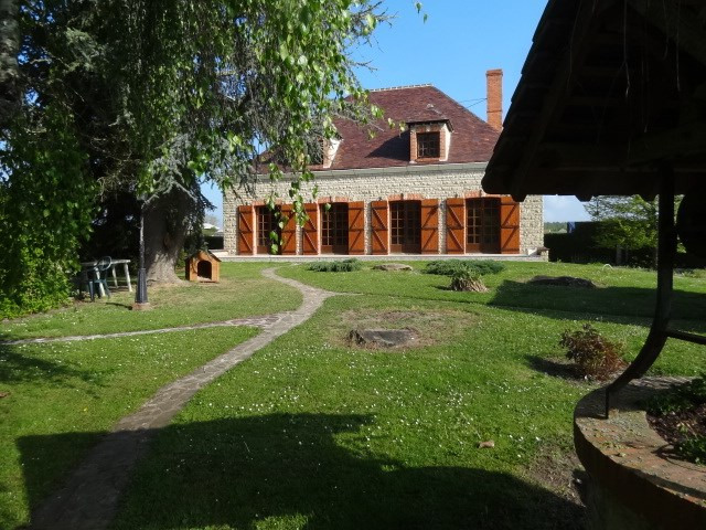 Vente maison / villa Chailly en gatinais 169 900€ - Photo 1