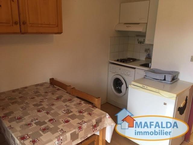 Rental apartment Mont saxonnex 310€ CC - Picture 4