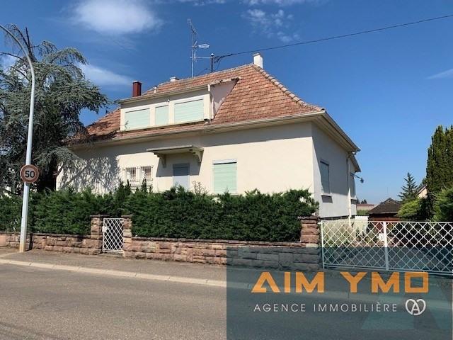Vente maison / villa Wintzenheim 242650€ - Photo 1