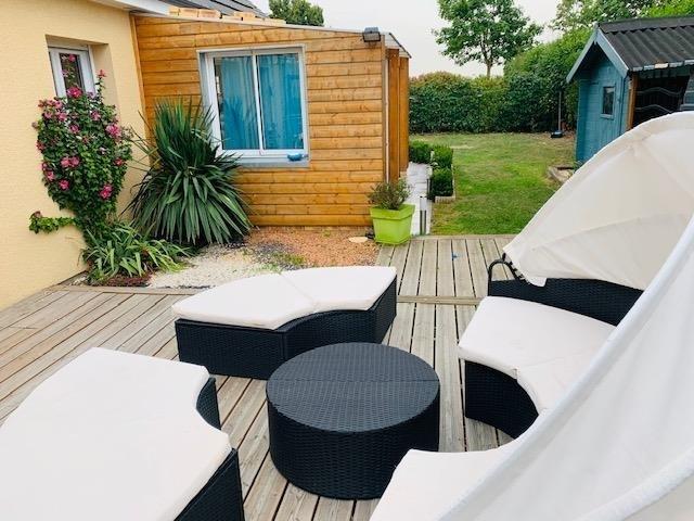 Sale house / villa Conches en ouche 210000€ - Picture 2