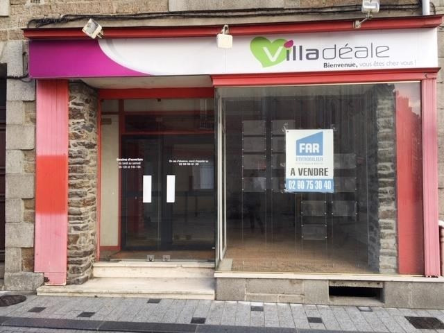 Vente local commercial Fougeres 48 600€ - Photo 5