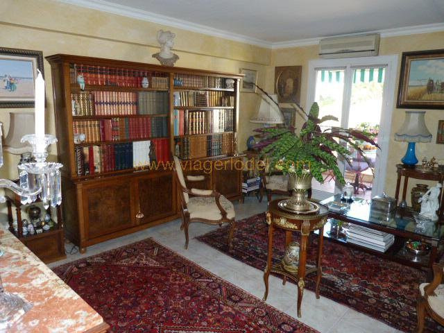 Life annuity apartment Cannes 155 000€ - Picture 1