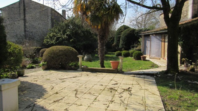 Sale house / villa Aulnay 138 000€ - Picture 6