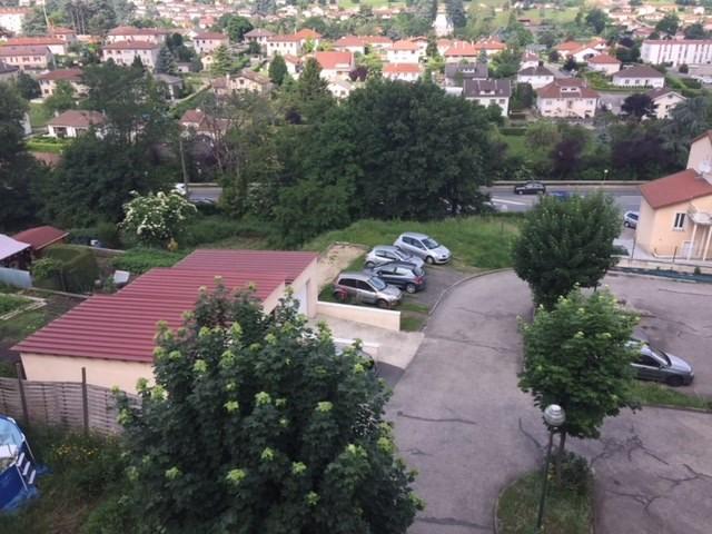 Location appartement Roche-la-moliere 661€ CC - Photo 1