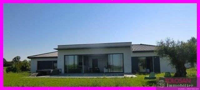 Vente de prestige maison / villa Montgiscard secteur 558000€ - Photo 1