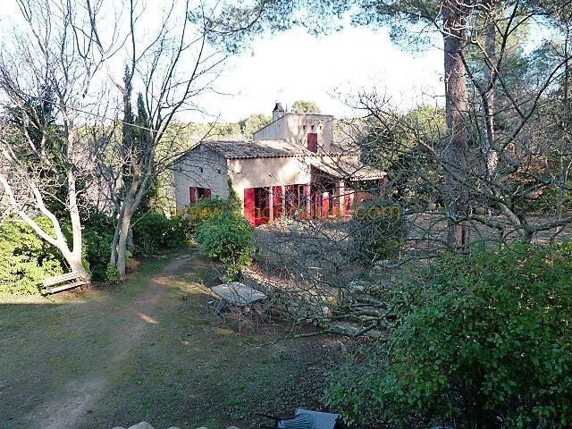 Vitalicio  casa Aix-en-provence 380000€ - Fotografía 1