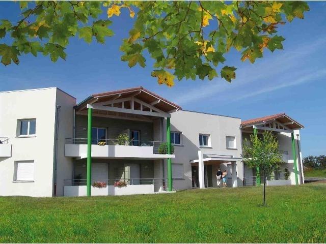 Location appartement Rion des landes 425€ CC - Photo 1