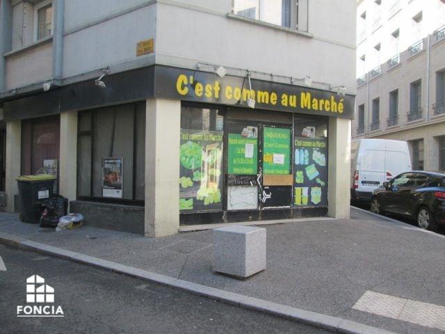 RUE PAUL BERT Locaux commerciaux 3 pièces 95,86 m²