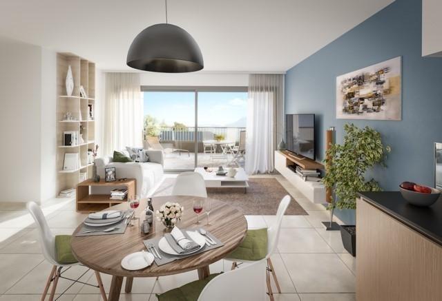 Vente appartement Aix les bains 172000€ - Photo 2