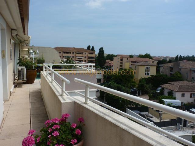 Lijfrente  appartement Fréjus 145000€ - Foto 12