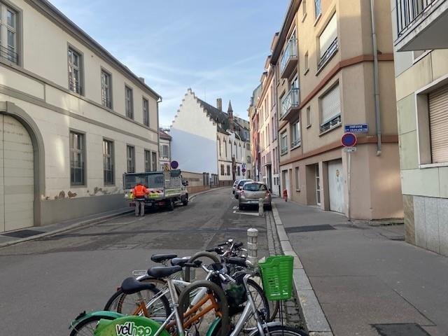 Location parking Strasbourg 110€ CC - Photo 3
