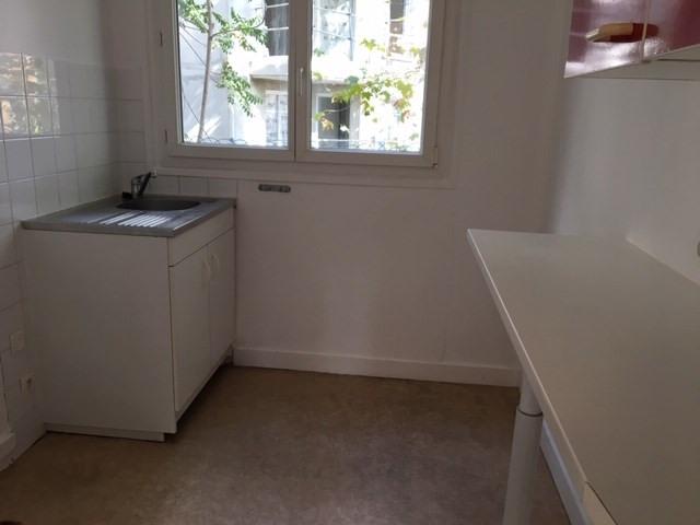 Rental apartment La garenne colombes 930€ CC - Picture 2