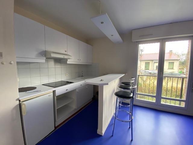 Rental apartment Fontainebleau 560€ CC - Picture 3