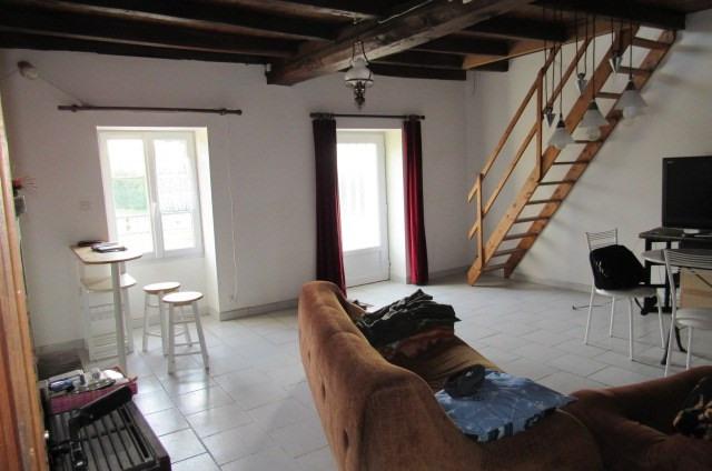 Sale house / villa Lussant 80250€ - Picture 3