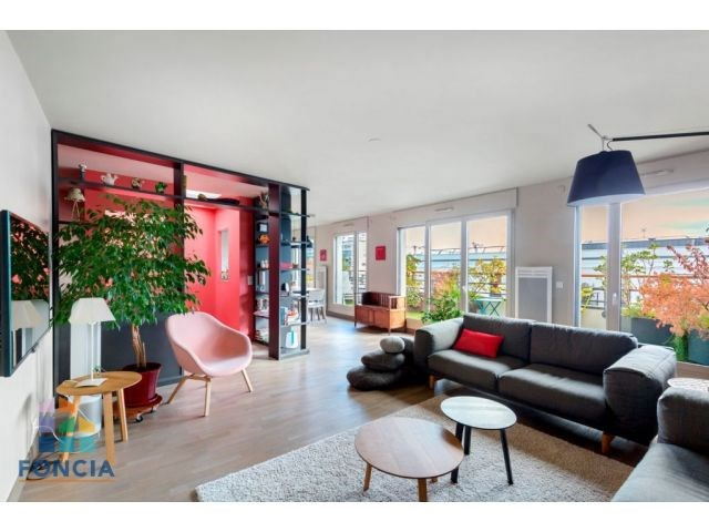 Deluxe sale apartment Suresnes 1 080 000€ - Picture 1