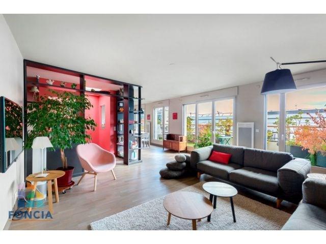 Vente de prestige appartement Suresnes 1080000€ - Photo 1