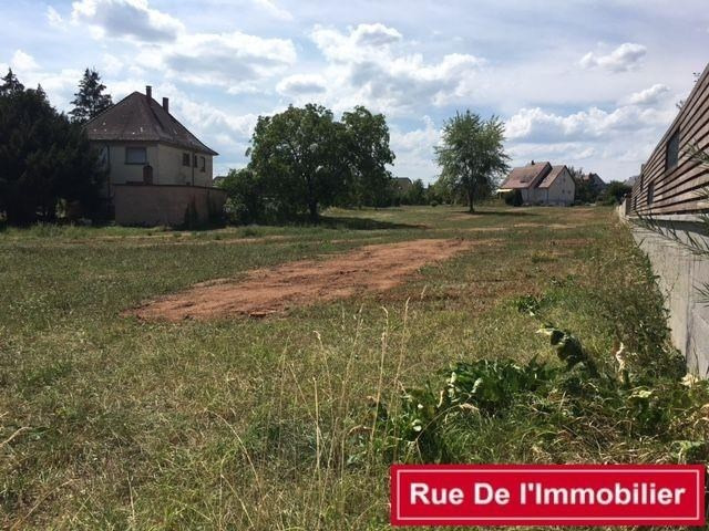 Vente terrain Hochfelden 65 650€ - Photo 2