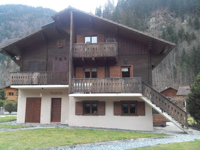 Vente appartement Saint gervais les bains 298 000€ - Photo 3