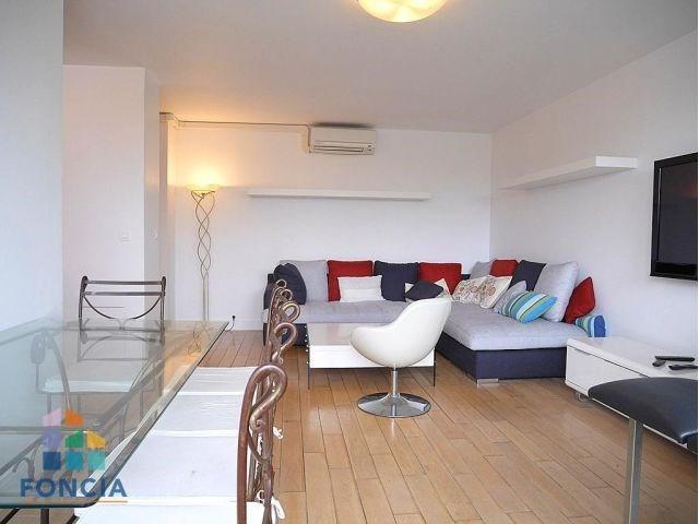 Rental apartment Puteaux 1650€ CC - Picture 2