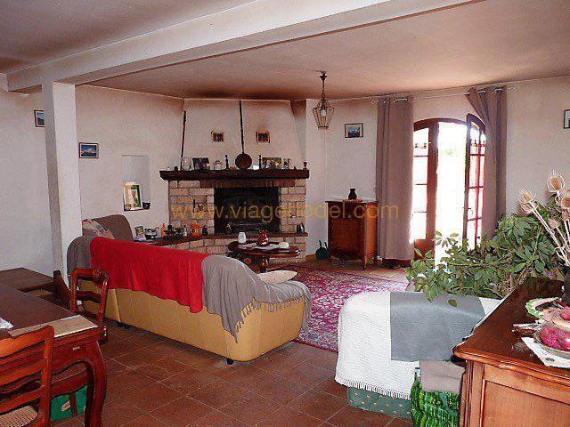Vendita nell' vitalizio di vita casa Simiane-la-rotonde 110000€ - Fotografia 4