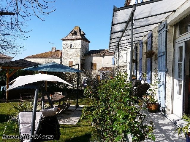 Sale house / villa Prayssas 199 000€ - Picture 7