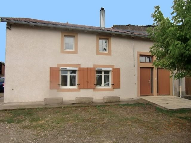 Vente maison / villa Luneville 173 000€ - Photo 1