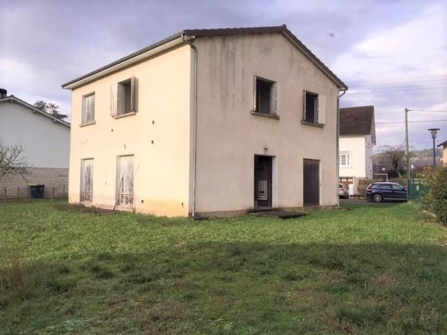 Maison a rénover centre ville de terrasson