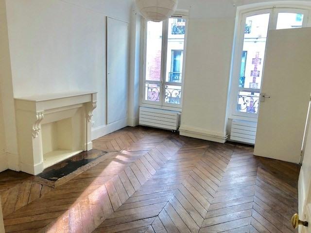 Rental apartment Paris 18ème 2017€ CC - Picture 1