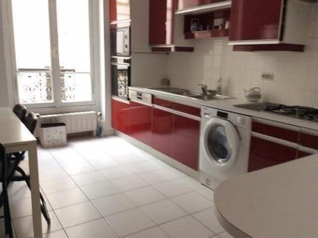 Rental apartment Paris 8ème 5900€ CC - Picture 4