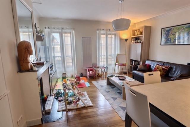 Vente appartement Versailles 415000€ - Photo 1