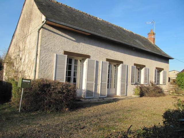 Sale house / villa La chartre sur le loir 101200€ - Picture 4
