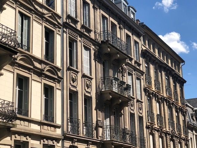 Deluxe sale apartment Strasbourg, contades 679 800€ - Picture 1