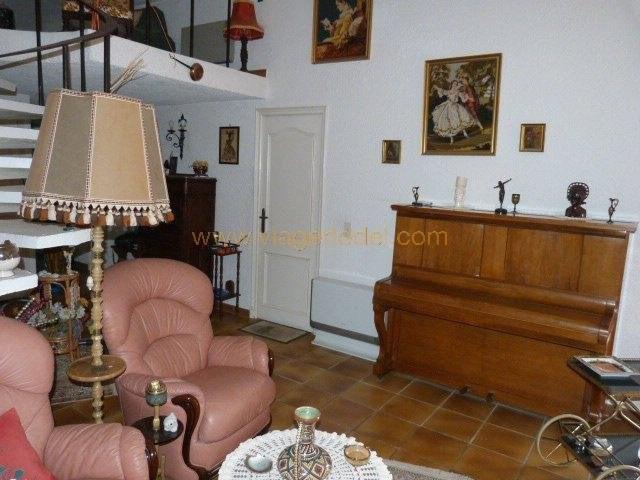 Verkauf auf rentenbasis haus La colle-sur-loup 120000€ - Fotografie 5