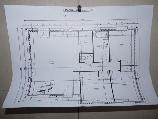 Vente maison / villa Montverdun 114000€ - Photo 5